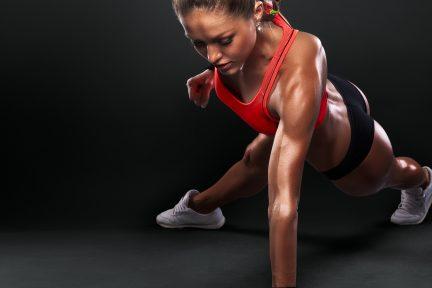 Миниатюра для записи Увеличение силы и гипертрофия четырехглавой мышцы