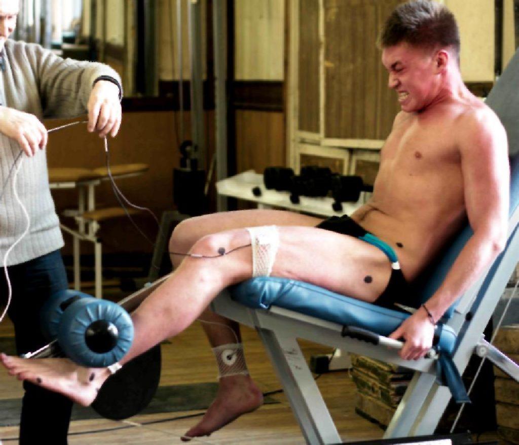 """Воздействие метода """"до отказа"""" на скелетные мышцы человека"""