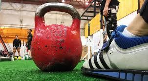 Миниатюра для записи Дифференциация весовых категорий в гиревом спорте