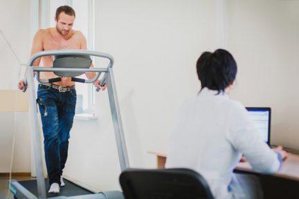 Миниатюра для записи Влияние интенсивности упражнений на секрецию гормона роста у мужчин