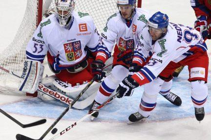 Миниатюра для записи Физическое развитие сильнейших чешских хоккеистов