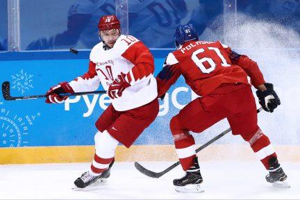 Миниатюра для записи Возраст и физическое развитие хоккеистов — участников Олимпийских игр
