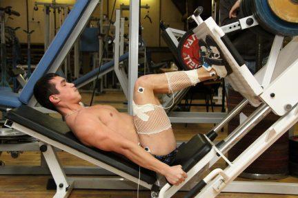 """Миниатюра для записи Воздействие метода """"до отказа"""" на скелетные мышцы человека"""