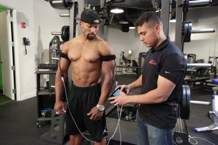 Миниатюра для записи Тренировка с ограничением кровотока в реабилитации спортсменов