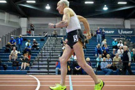 Миниатюра для записи Влияние возраста и тренировки на результаты в спринтерском беге, структуру и сократительные свойства мышц спортсменов