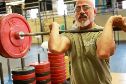 Миниатюра для записи Влияние возраста и тренировки на скелетные мышцы