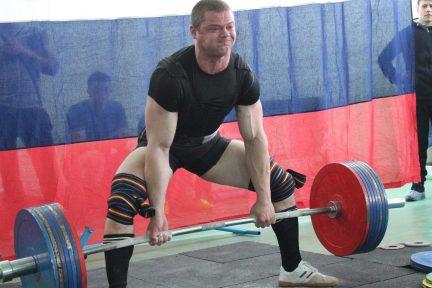 Миниатюра для записи Оценка специальных упражнений тяжелоатлетов